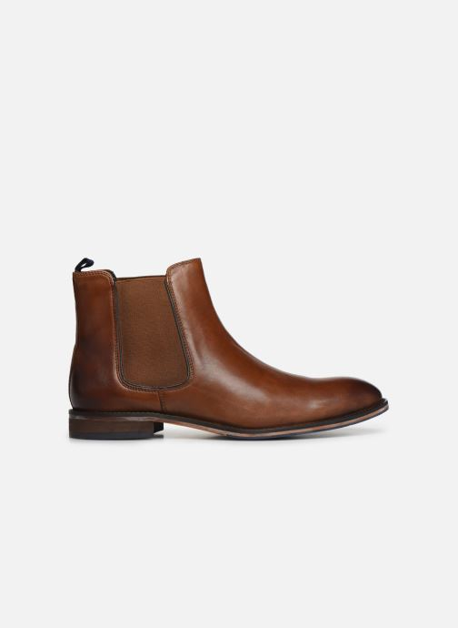 Boots en enkellaarsjes I Love Shoes THEBO LEATHER Bruin achterkant