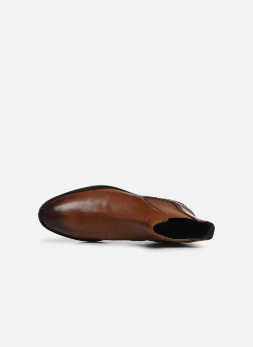 Boots en enkellaarsjes I Love Shoes THEBO LEATHER Bruin links
