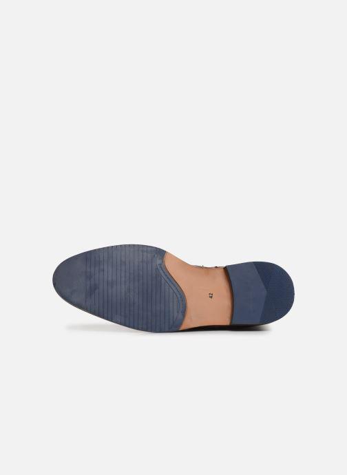 Stiefeletten & Boots I Love Shoes THEBO LEATHER braun ansicht von oben
