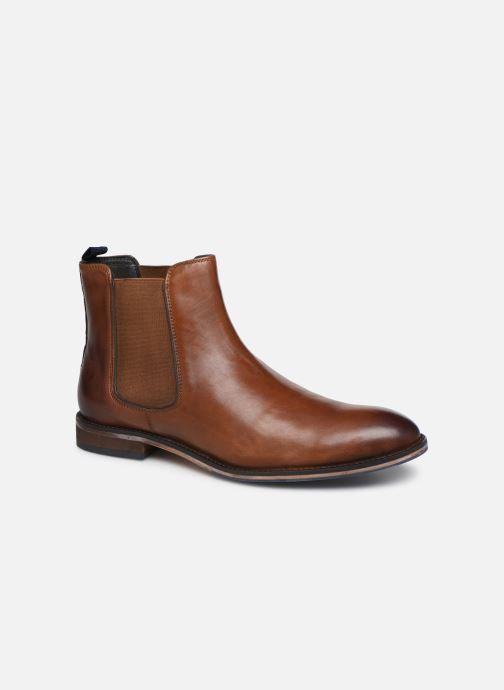 Bottines et boots I Love Shoes THEBO LEATHER Marron vue détail/paire