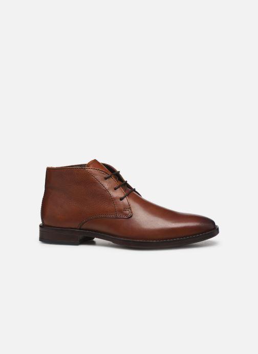 Boots en enkellaarsjes I Love Shoes THILIHAUT LEATHER Bruin achterkant