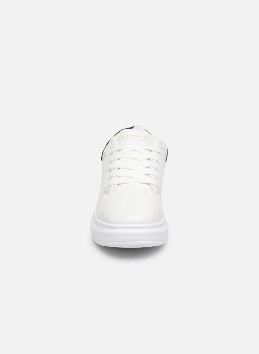 Sneaker I Love Shoes THIQUEEN weiß schuhe getragen