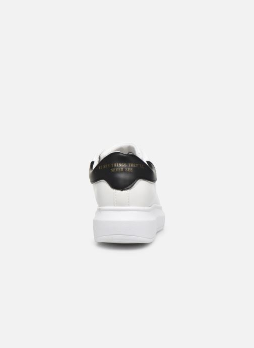 Sneakers I Love Shoes THIQUEEN Bianco immagine destra