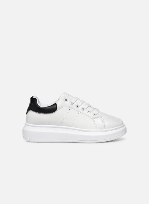 Sneaker I Love Shoes THIQUEEN weiß ansicht von hinten