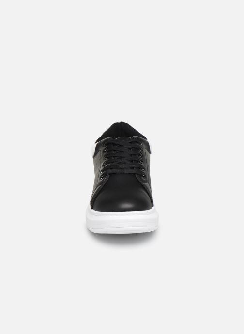 Deportivas I Love Shoes THIQUEEN Negro vista del modelo