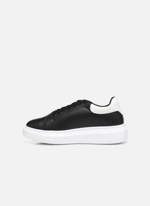 Sneaker I Love Shoes THIQUEEN schwarz ansicht von vorne