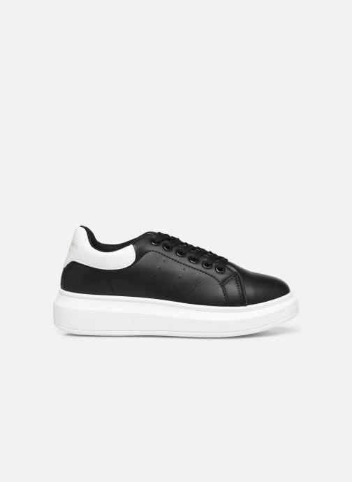 Sneaker I Love Shoes THIQUEEN schwarz ansicht von hinten