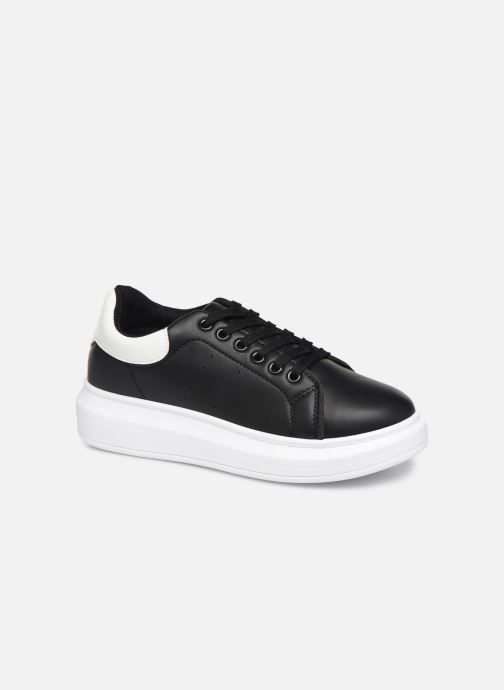 Baskets I Love Shoes THIQUEEN Noir vue détail/paire