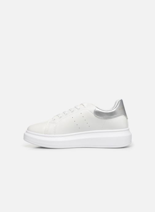 Sneakers I Love Shoes THIQUEEN Bianco immagine frontale