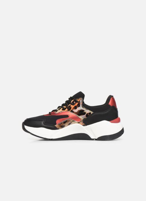 Sneaker I Love Shoes THULIA schwarz ansicht von vorne