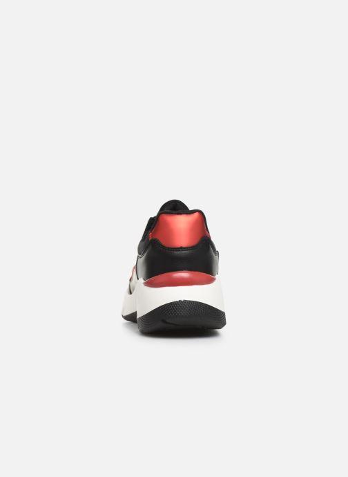 Deportivas I Love Shoes THULIA Negro vista lateral derecha