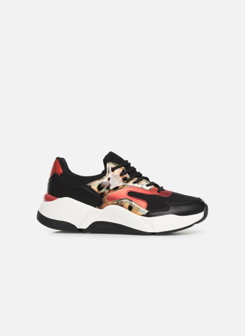 Sneaker I Love Shoes THULIA schwarz ansicht von hinten