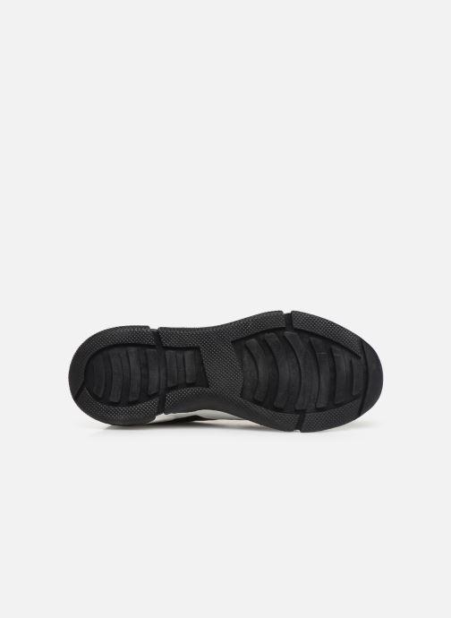 Sneaker I Love Shoes THULIA schwarz ansicht von oben