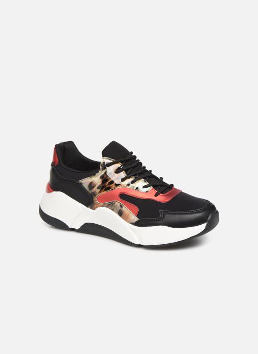 Baskets I Love Shoes THULIA Noir vue détail/paire