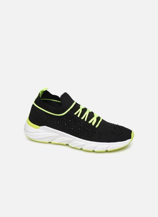 Sneakers I Love Shoes THUNO Sort detaljeret billede af skoene