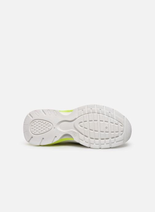 Baskets I Love Shoes THINEON Blanc vue haut