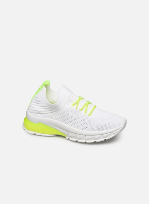 Baskets I Love Shoes THINEON Blanc vue détail/paire