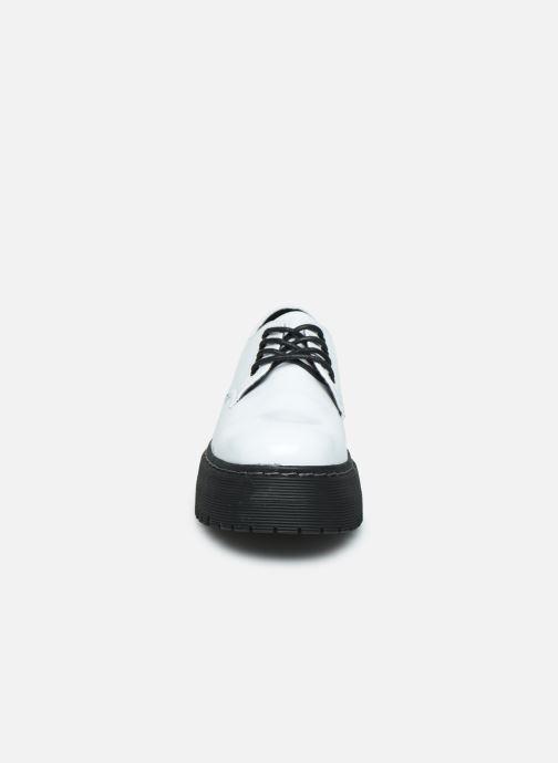 Zapatos con cordones I Love Shoes THOUPLA Blanco vista del modelo