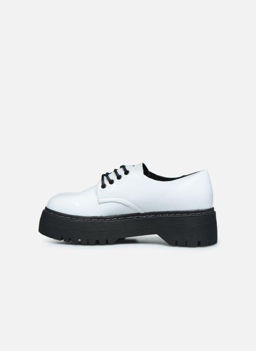 Zapatos con cordones I Love Shoes THOUPLA Blanco vista de frente