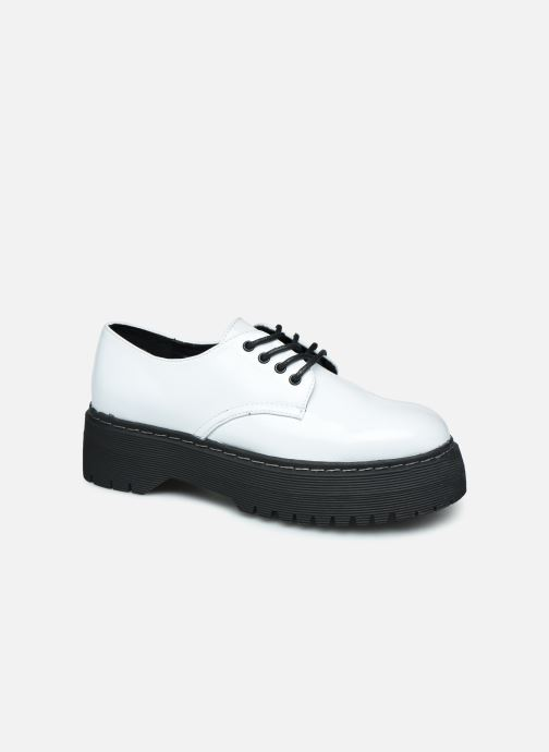 Zapatos con cordones I Love Shoes THOUPLA Blanco vista de detalle / par
