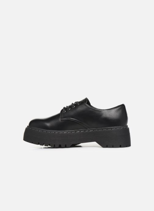 Scarpe con lacci I Love Shoes THOUPLA Nero immagine frontale
