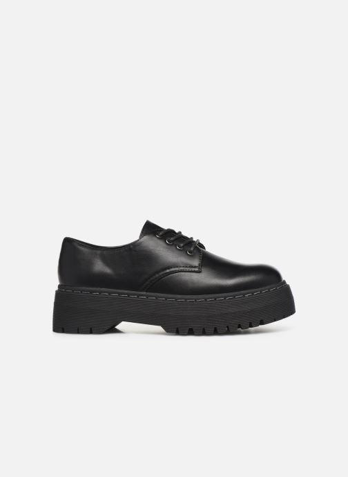 Schnürschuhe I Love Shoes THOUPLA schwarz ansicht von hinten