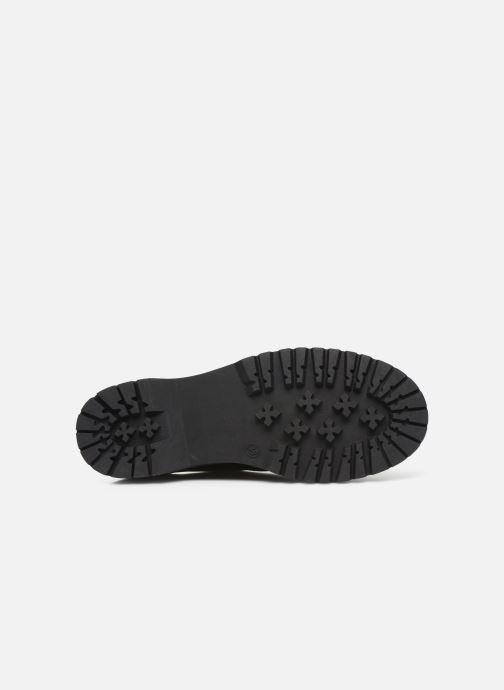 Schnürschuhe I Love Shoes THOUPLA schwarz ansicht von oben