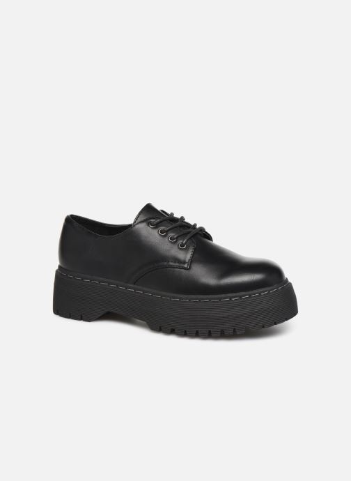 Zapatos con cordones I Love Shoes THOUPLA Negro vista de detalle / par