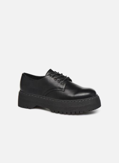 Schnürschuhe I Love Shoes THOUPLA schwarz detaillierte ansicht/modell