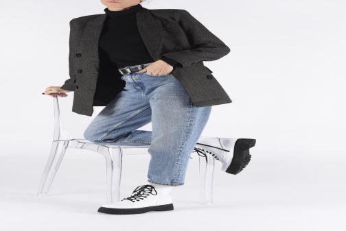 Stiefeletten & Boots I Love Shoes THODOK schwarz ansicht von unten / tasche getragen