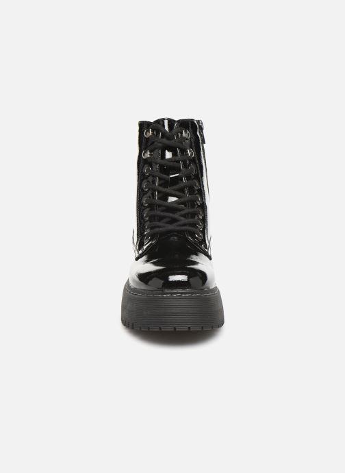 Stiefeletten & Boots I Love Shoes THODOK schwarz schuhe getragen