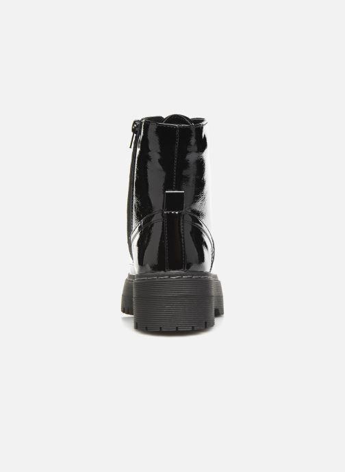Botines  I Love Shoes THODOK Negro vista lateral derecha