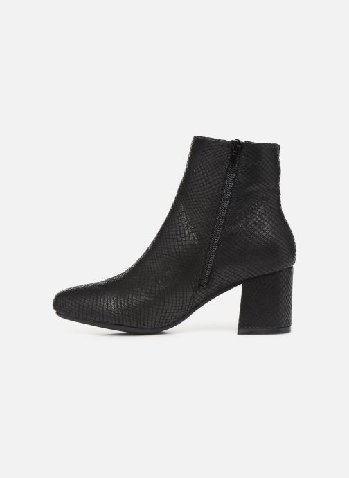 Ankle boots I Love Shoes THEPOP Black front view