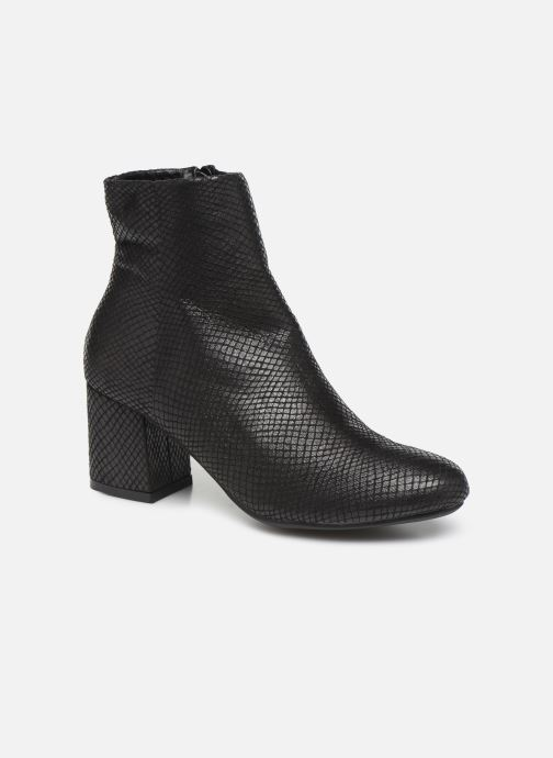 Ankle boots I Love Shoes THEPOP Black detailed view/ Pair view
