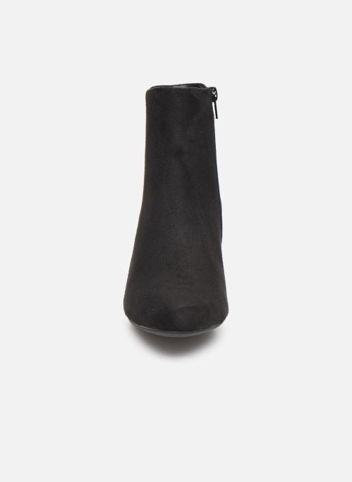Stivaletti e tronchetti I Love Shoes THEPOP Nero modello indossato
