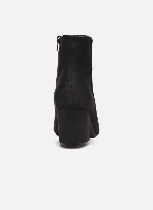 Stivaletti e tronchetti I Love Shoes THEPOP Nero immagine destra