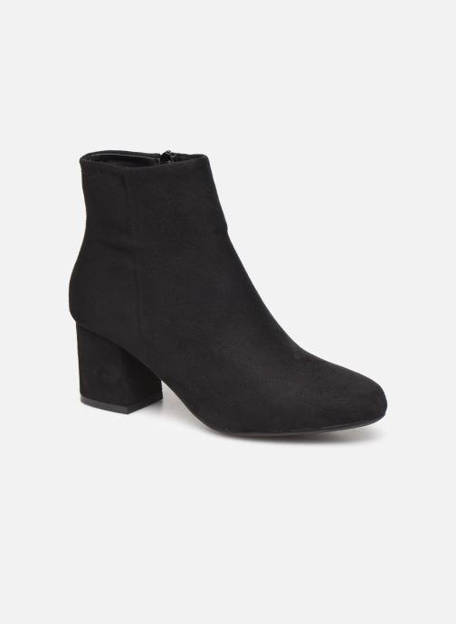 Ankelstøvler I Love Shoes THEPOP Sort detaljeret billede af skoene