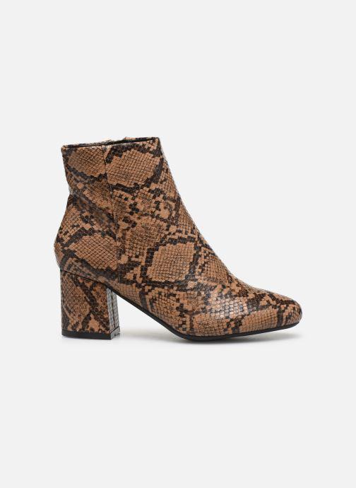 Botines  I Love Shoes THEPOP Beige vistra trasera