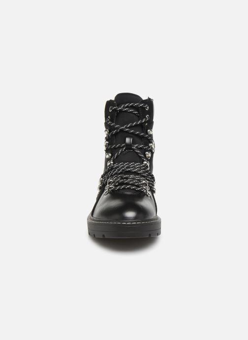 Stivaletti e tronchetti I Love Shoes THAGNARD Nero modello indossato
