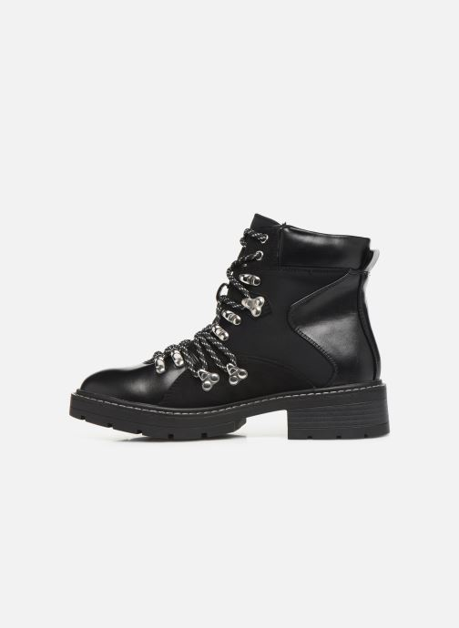 Ankle boots I Love Shoes THAGNARD Black front view