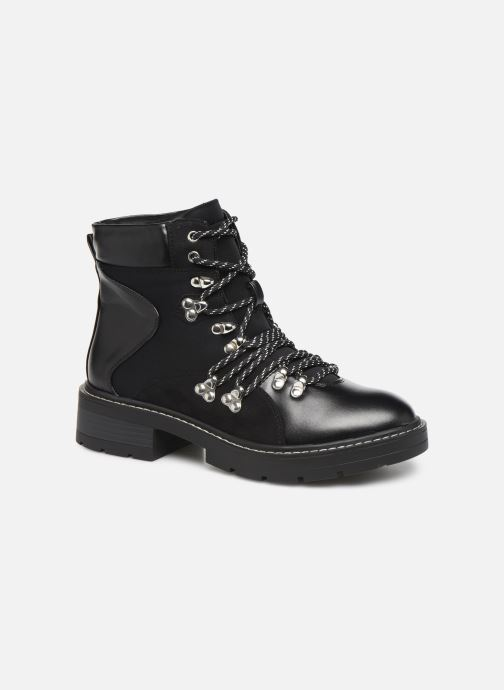 Ankle boots I Love Shoes THAGNARD Black detailed view/ Pair view