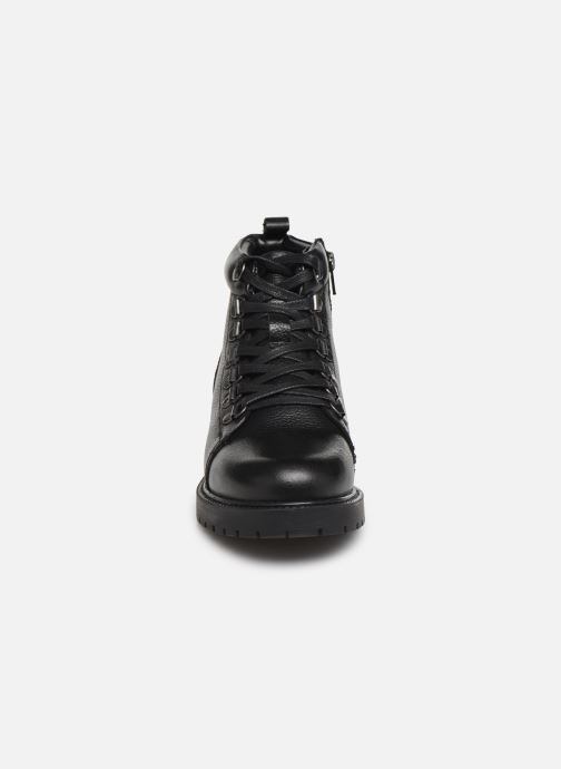 Ankle boots I Love Shoes THARCHE LEATHER Black model view