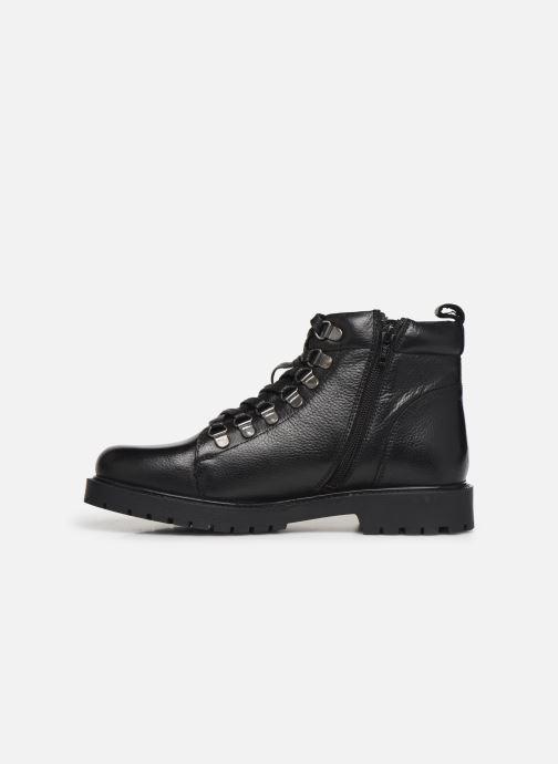 Stiefeletten & Boots I Love Shoes THARCHE LEATHER schwarz ansicht von vorne