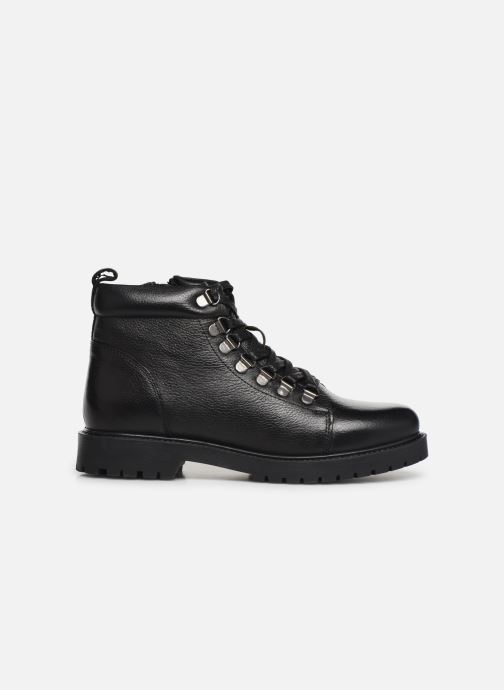 Botines  I Love Shoes THARCHE LEATHER Negro vistra trasera