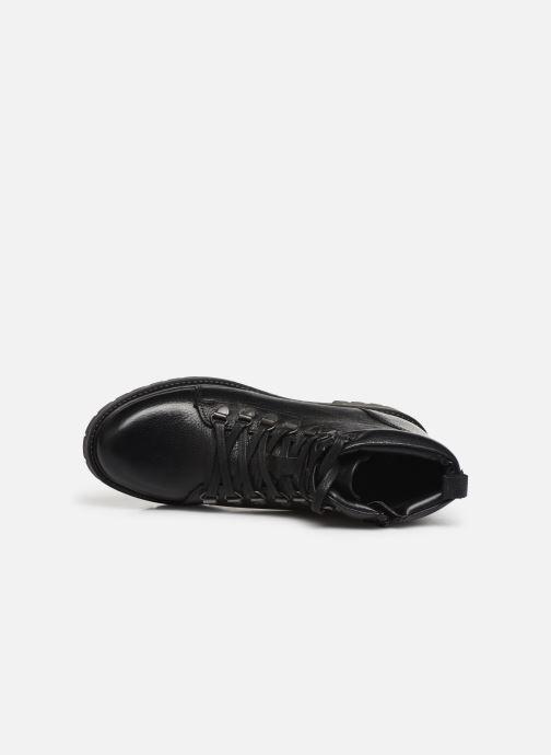 Botines  I Love Shoes THARCHE LEATHER Negro vista lateral izquierda