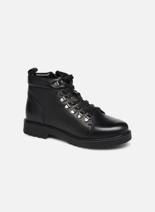 Ankle boots I Love Shoes THARCHE LEATHER Black detailed view/ Pair view