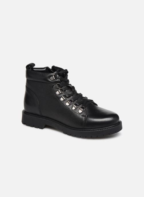 Botines  I Love Shoes THARCHE LEATHER Negro vista de detalle / par