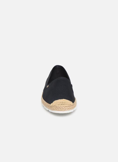 Espadrilles Tommy Hilfiger Basic Sporty Bleu vue portées chaussures