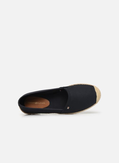 Espadrilles Tommy Hilfiger Basic Sporty Blue view from the left