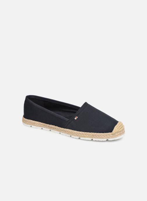 Espadrillos Tommy Hilfiger Basic Sporty Blå detaljeret billede af skoene